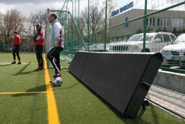 pantallas led campos de futbol